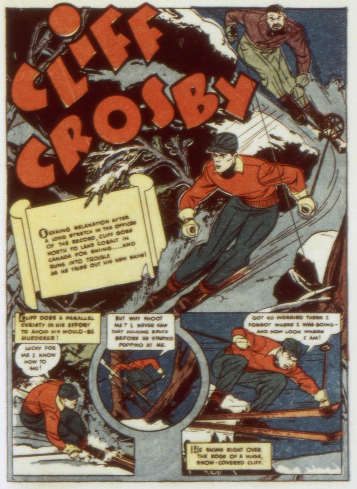 Read online Detective Comics (1937) comic -  Issue #58 - 31