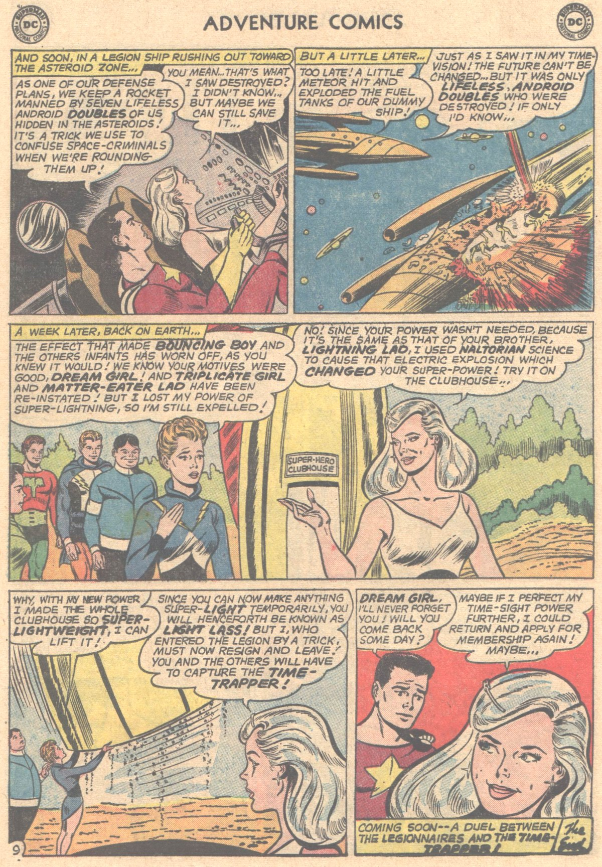 Read online Adventure Comics (1938) comic -  Issue #317 - 22