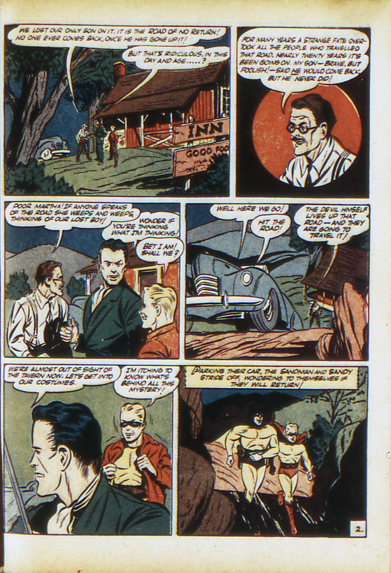 Read online Adventure Comics (1938) comic -  Issue #71 - 60