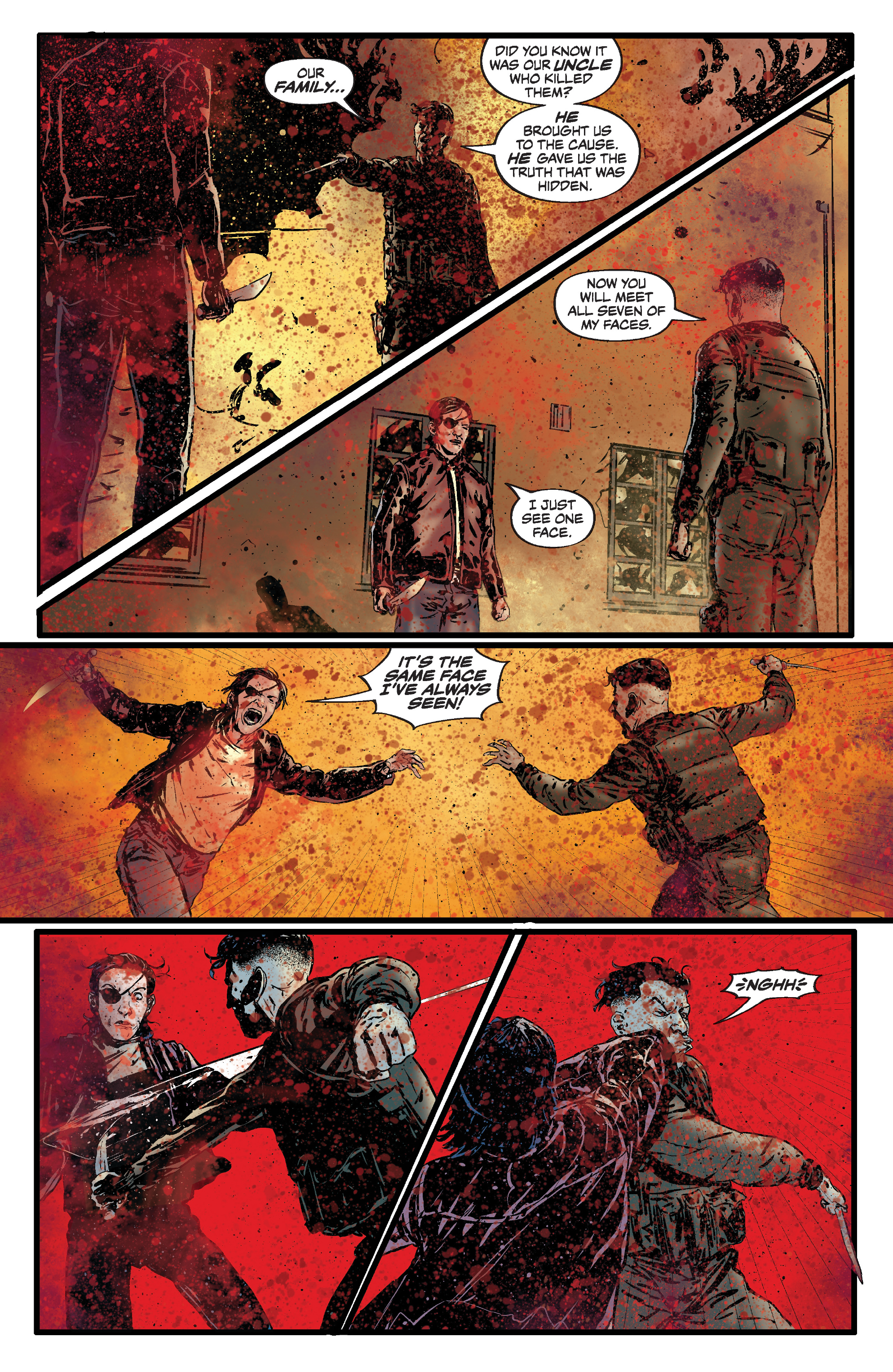 Read online Slayer: Repentless comic -  Issue #3 - 19