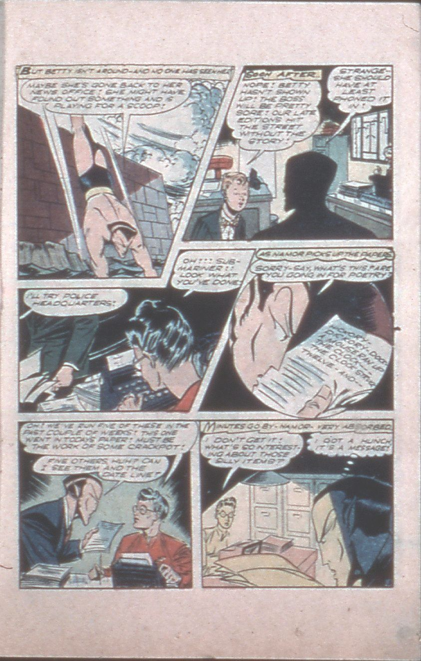 Marvel Mystery Comics (1939) issue 63 - Page 20