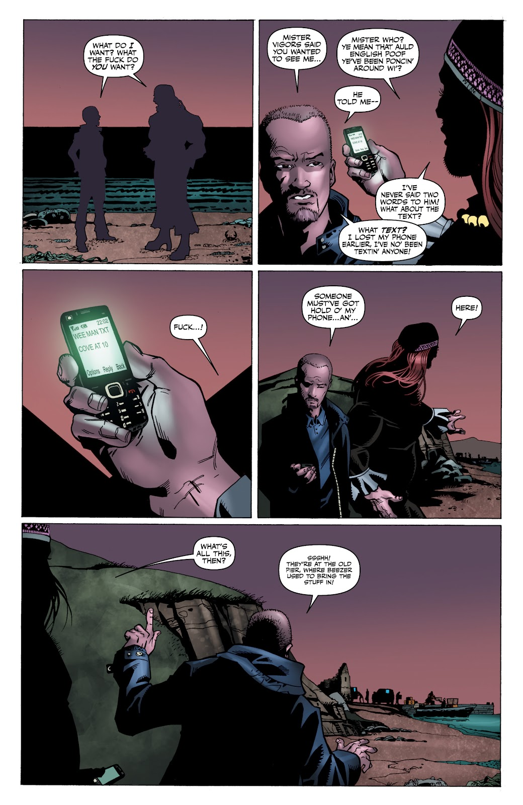 Read online The Boys Omnibus comic -  Issue # TPB 4 (Part 4) - 23