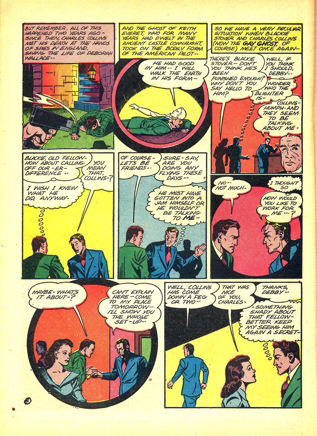 Read online Sensation (Mystery) Comics comic -  Issue #8 - 40