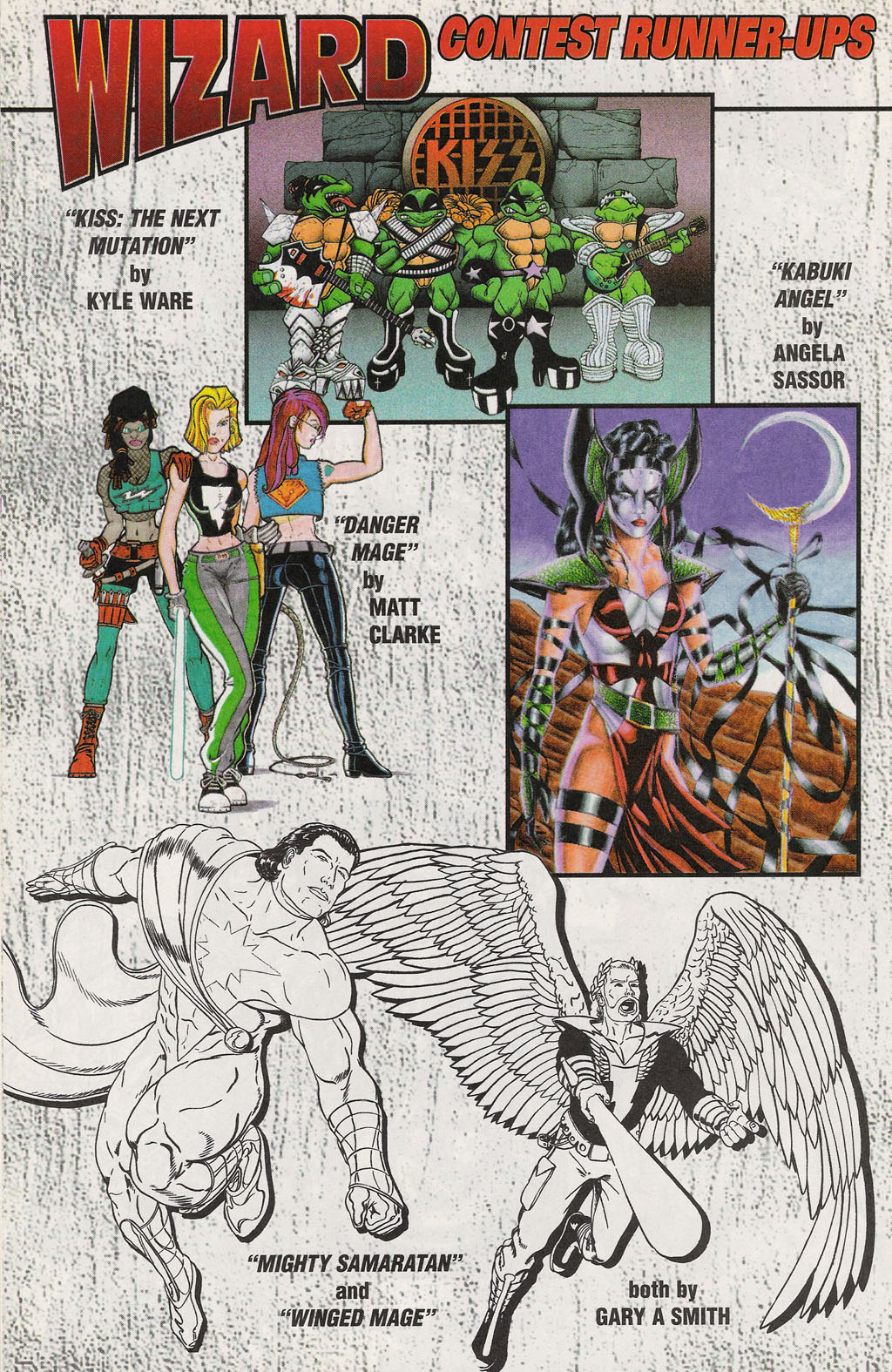 Read online Altered Image comic -  Issue #3 - 32