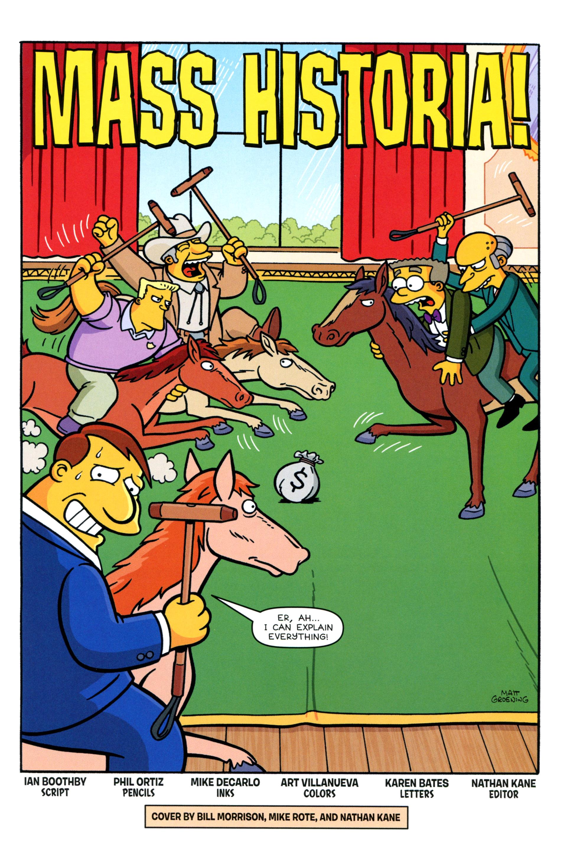 Read online Simpsons Comics comic -  Issue #200 - 5