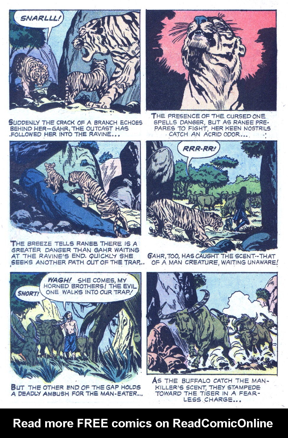 Four Color Comics issue 1020 - Page 20