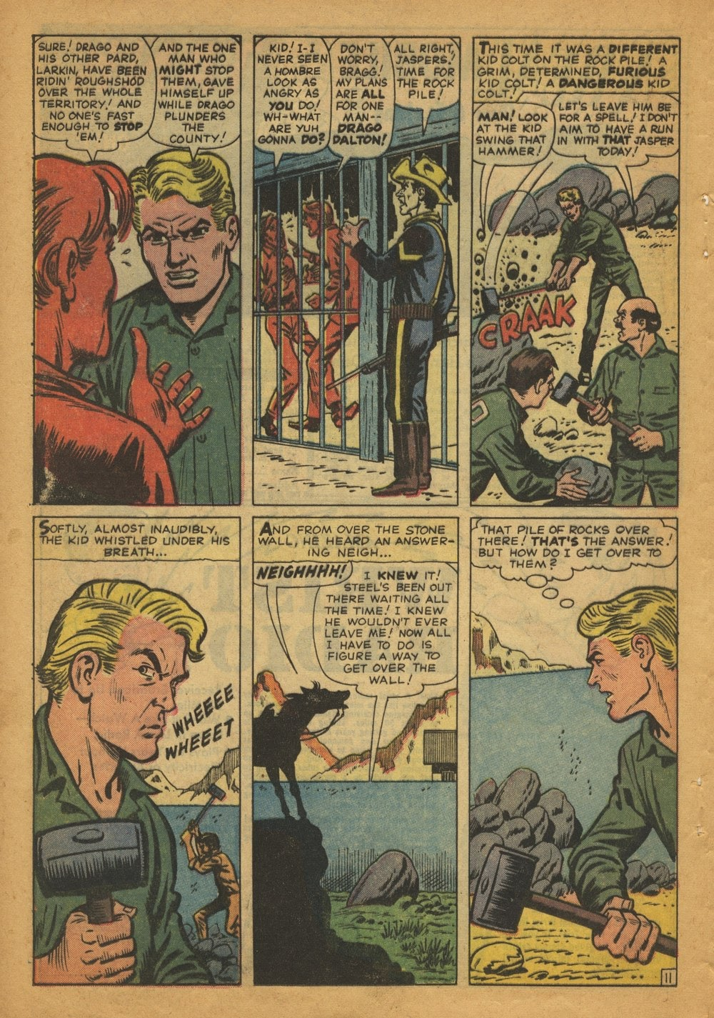Kid Colt Outlaw issue 97 - Page 16
