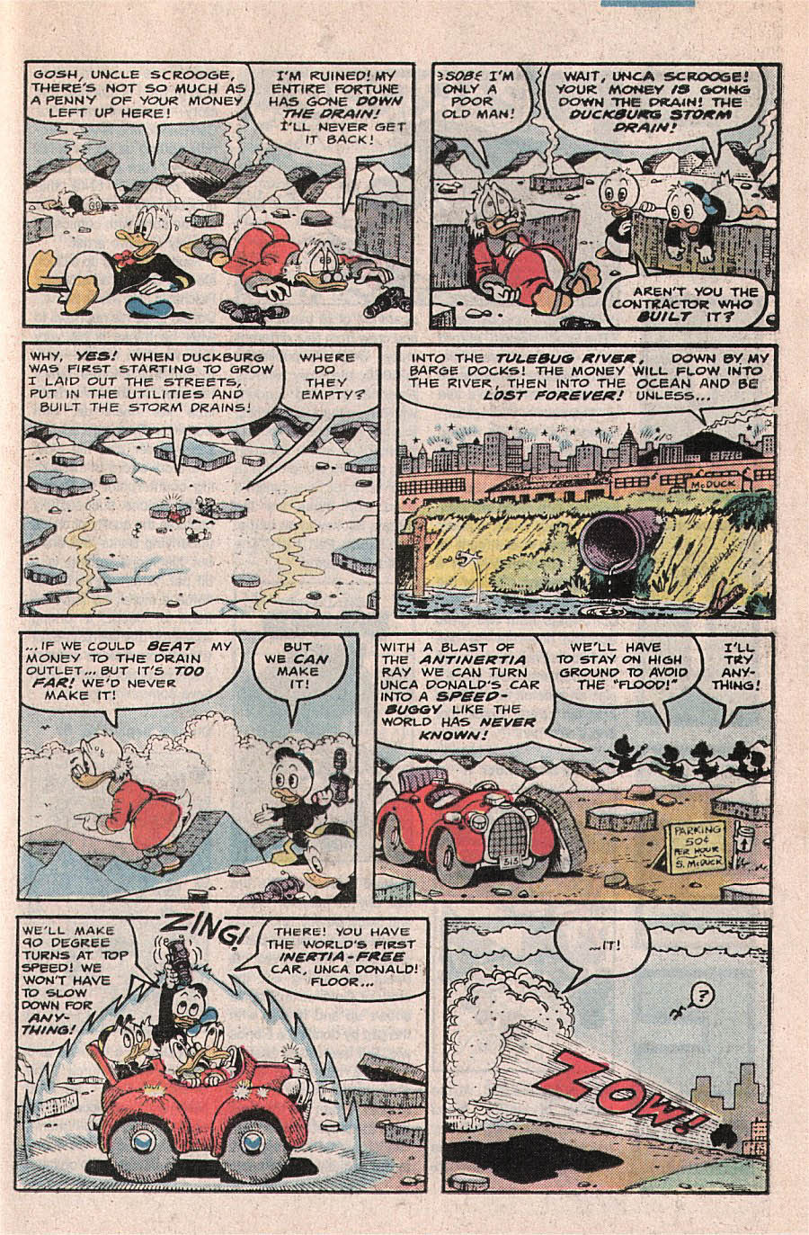 Read online Uncle Scrooge (1953) comic -  Issue #224 - 25