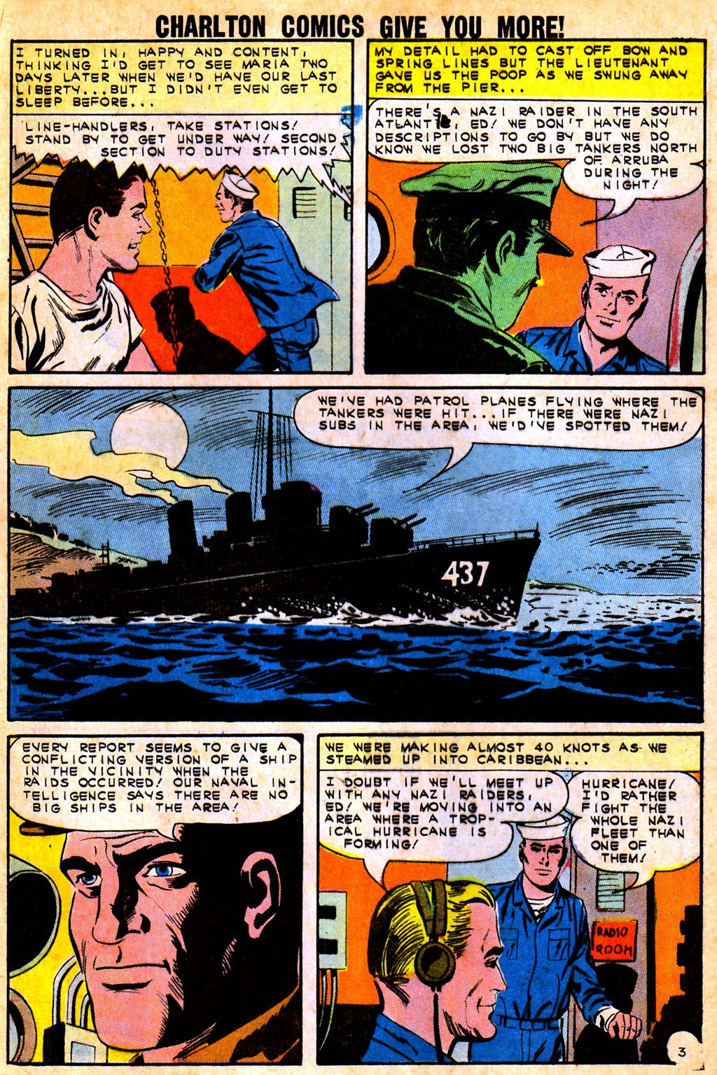 Read online Fightin' Navy comic -  Issue #111 - 29