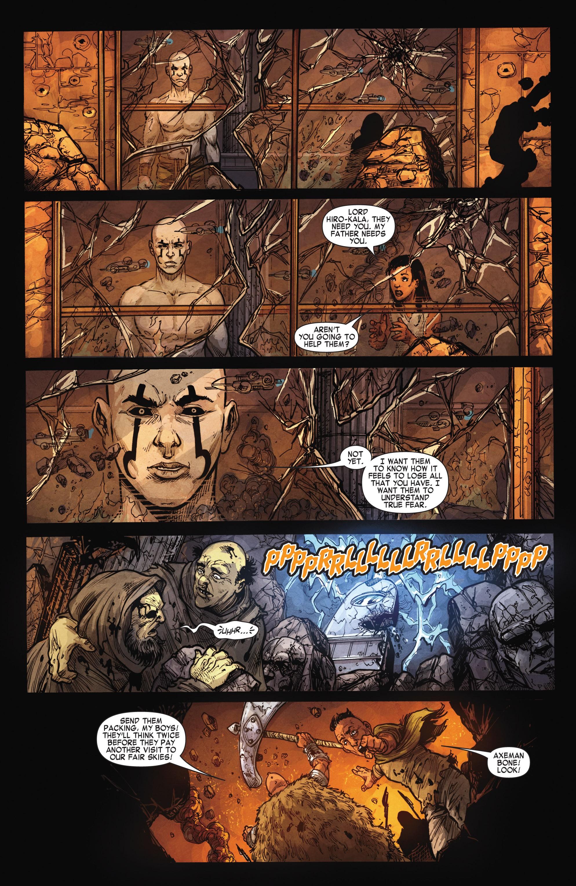 Read online Skaar: Son of Hulk comic -  Issue #15 - 23