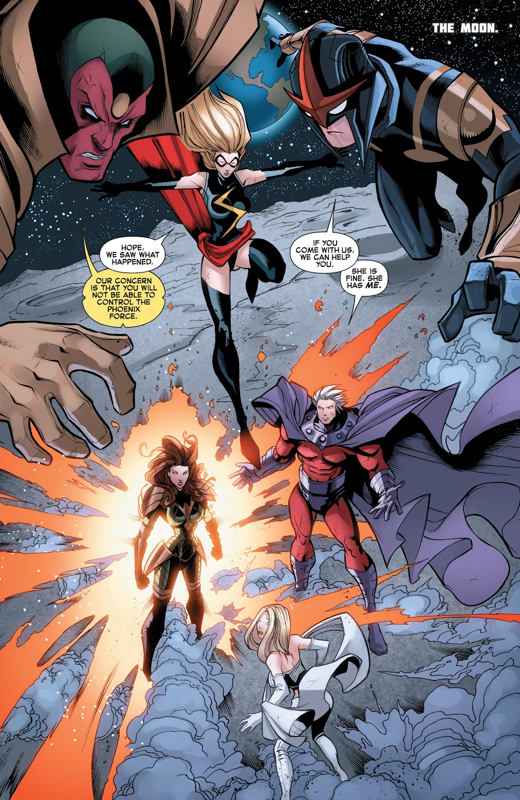 Read online What If? AvX comic -  Issue #3 - 3
