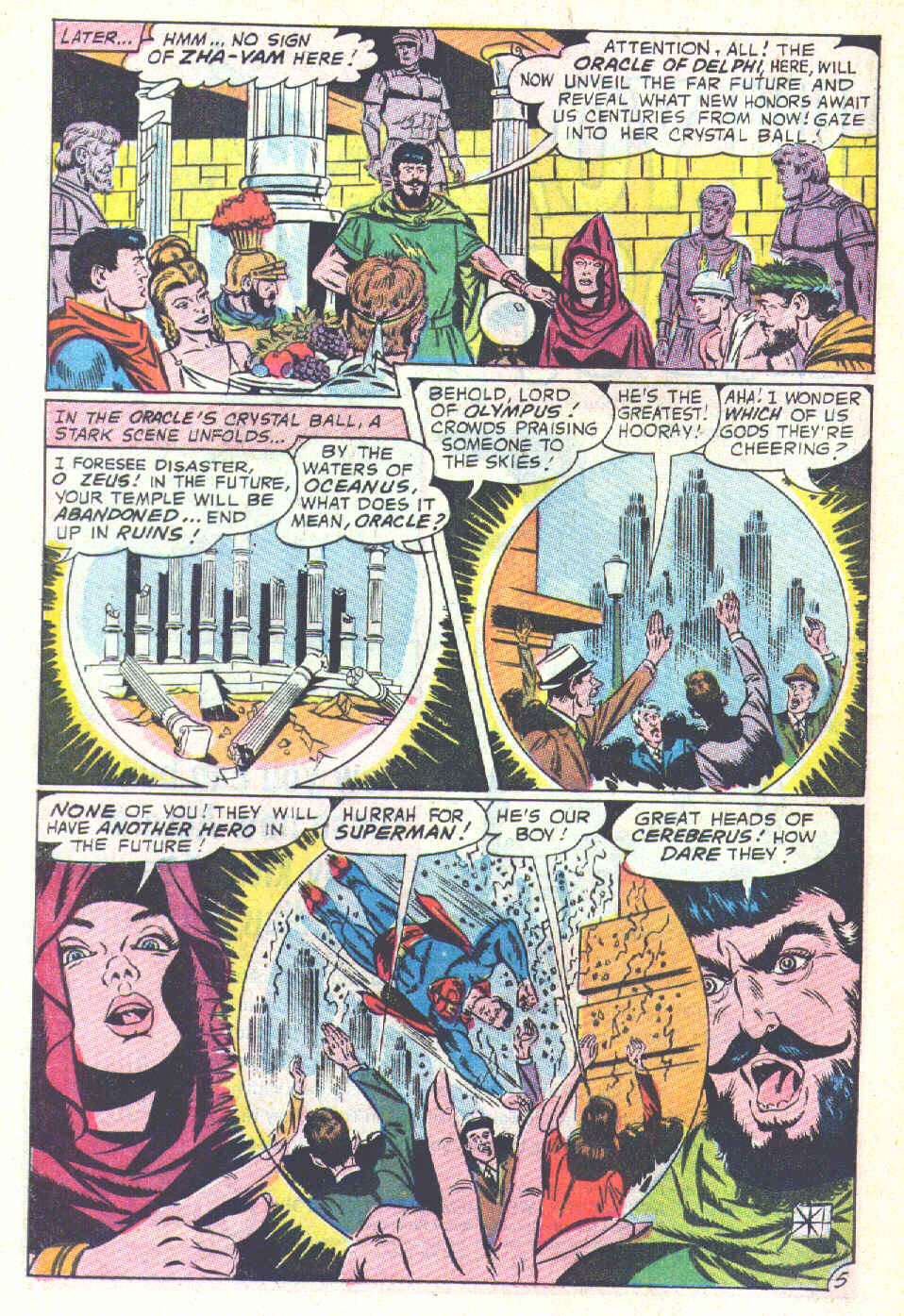 Read online Action Comics (1938) comic -  Issue #353 - 7