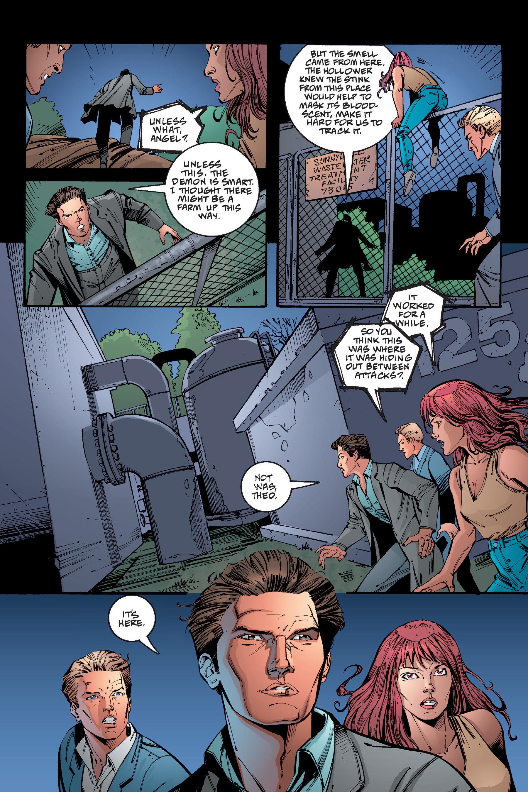 Read online Buffy the Vampire Slayer: Omnibus comic -  Issue # TPB 4 - 330