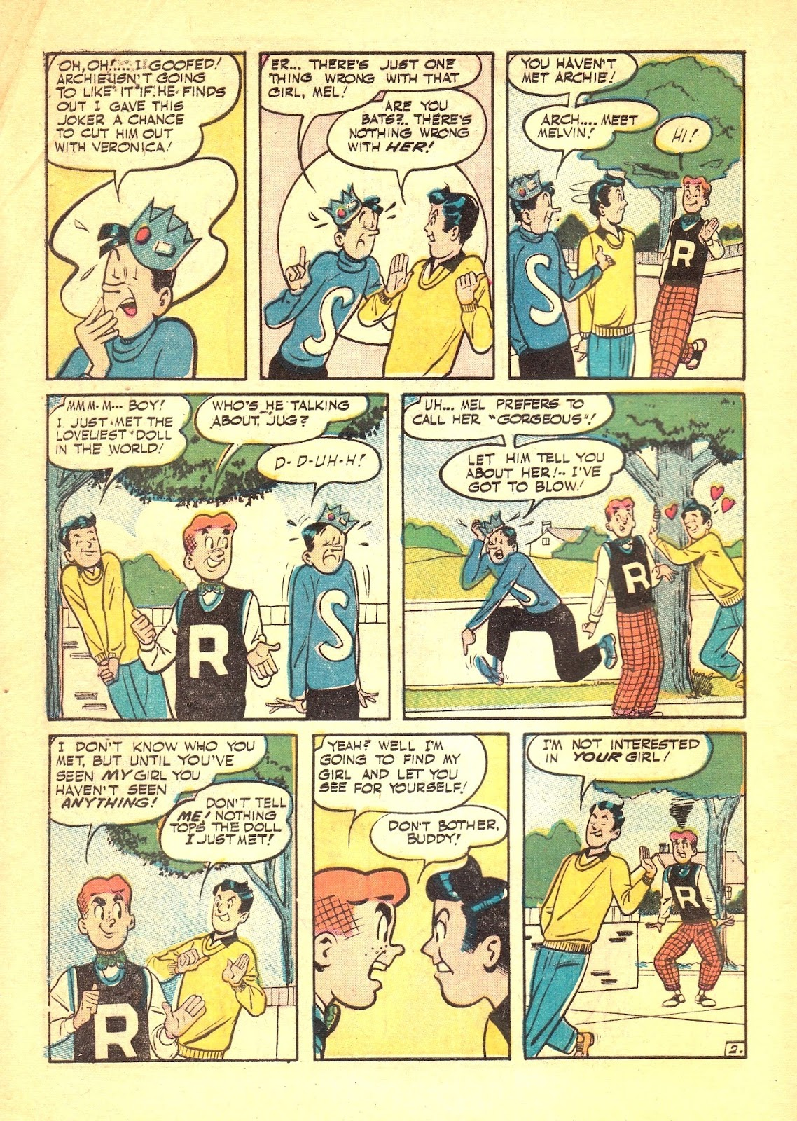 Archie Comics issue 087 - Page 4