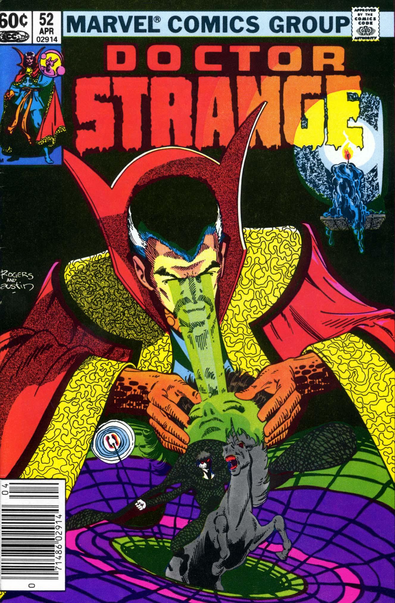 Doctor Strange (1974) 52 Page 1