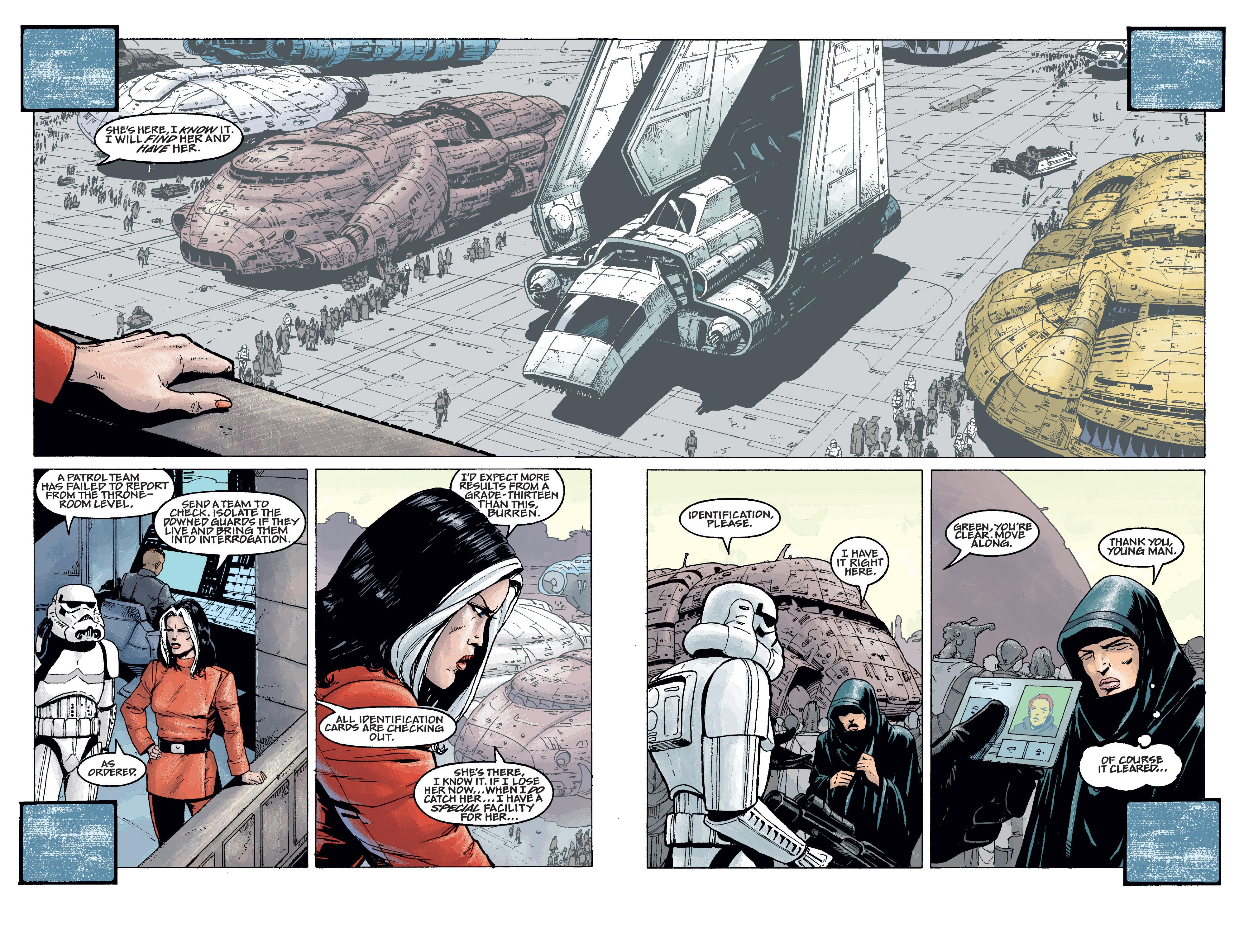 Read online Star Wars Omnibus comic -  Issue # Vol. 11 - 223