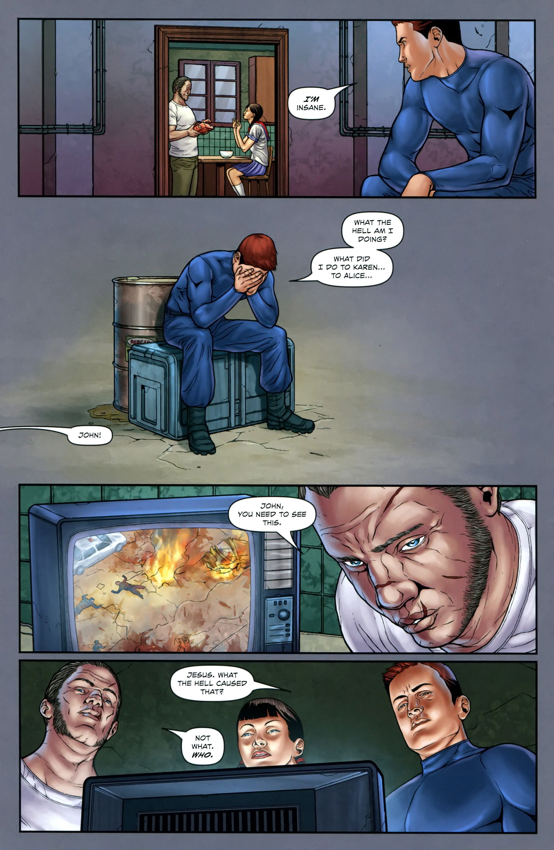 Read online Absolution: Rubicon comic -  Issue #2 - 6