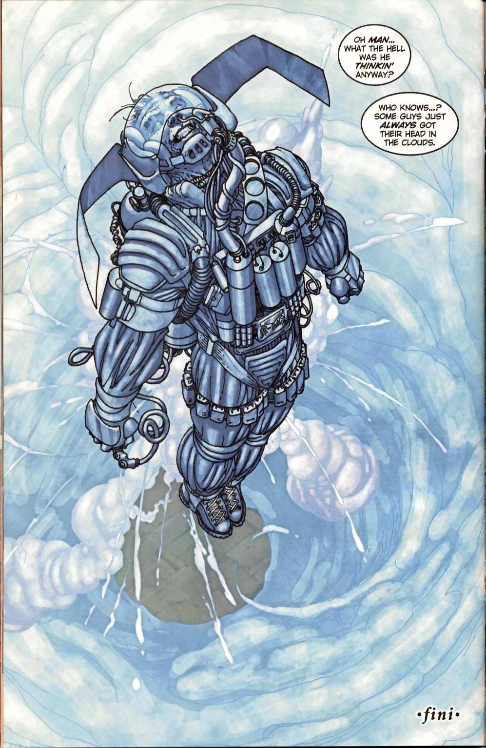 Read online Flinch comic -  Issue #1 - 9