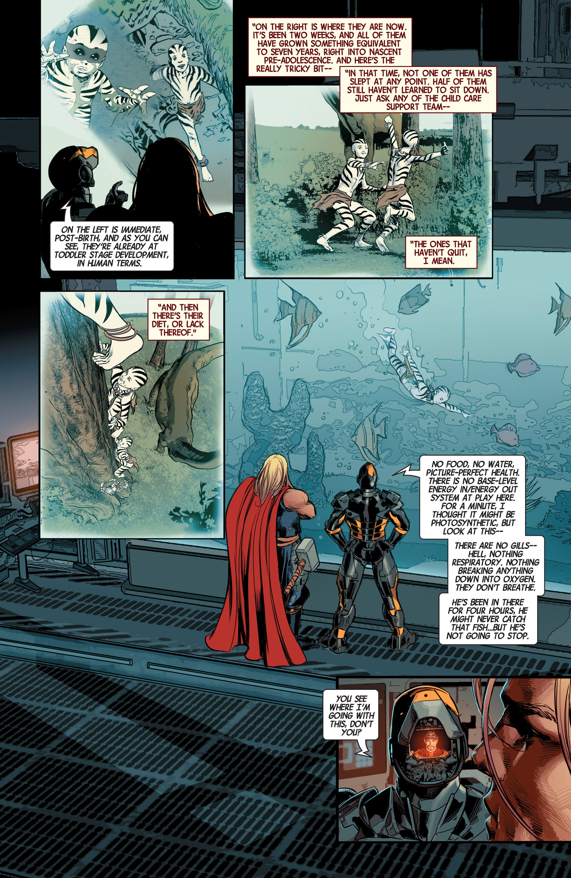Read online Avengers (2013) comic -  Issue #12 - 6
