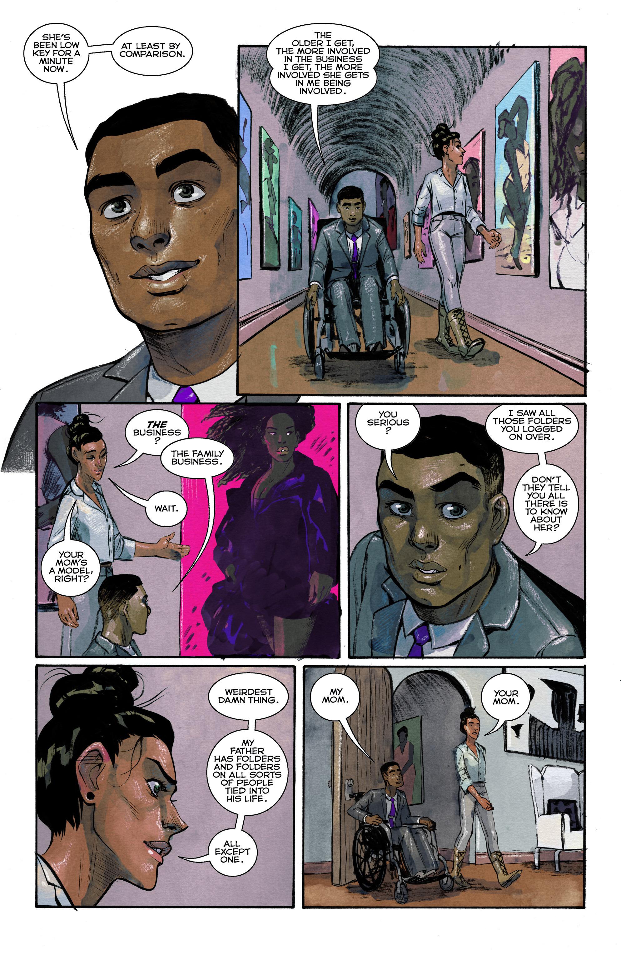 Read online Shutter comic -  Issue #21 - 13