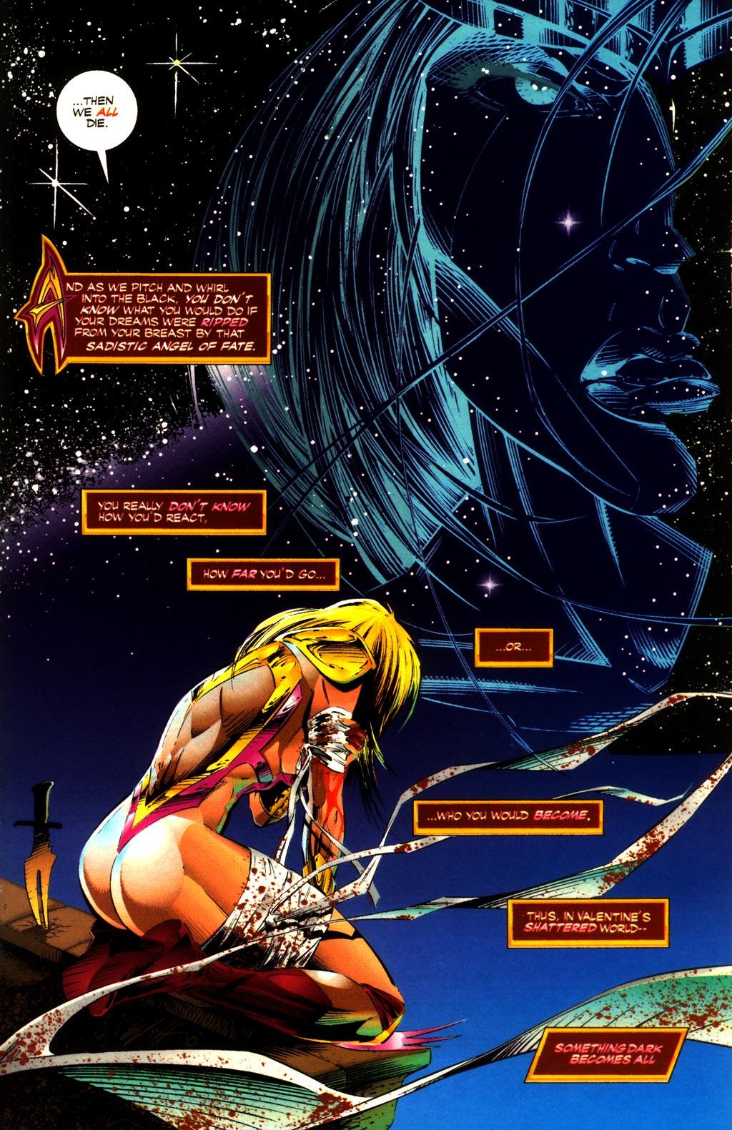 Read online ShadowHawk comic -  Issue #8 - 27