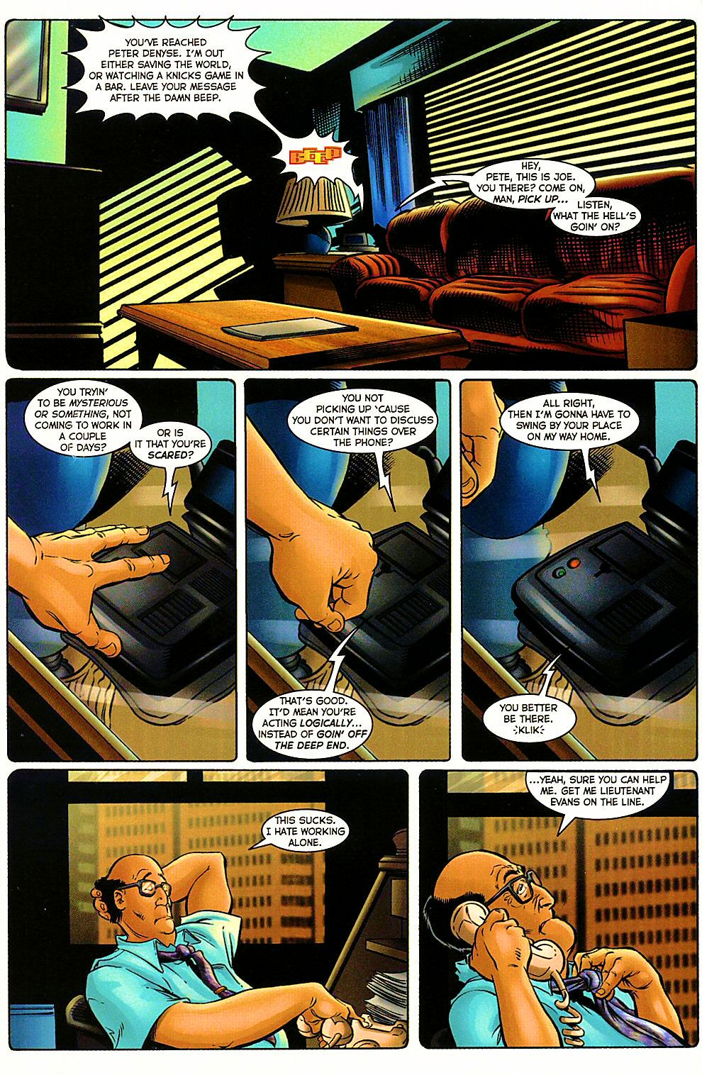 Read online Shi: The Way of the Warrior comic -  Issue #9 - 7