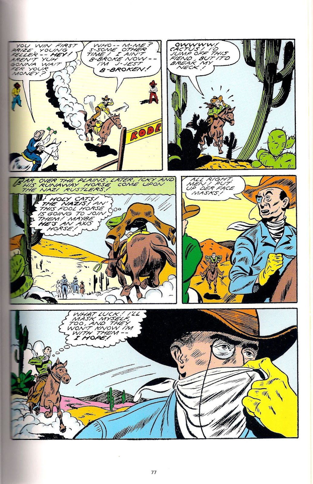 Captain Midnight (1942) issue 6 - Page 10