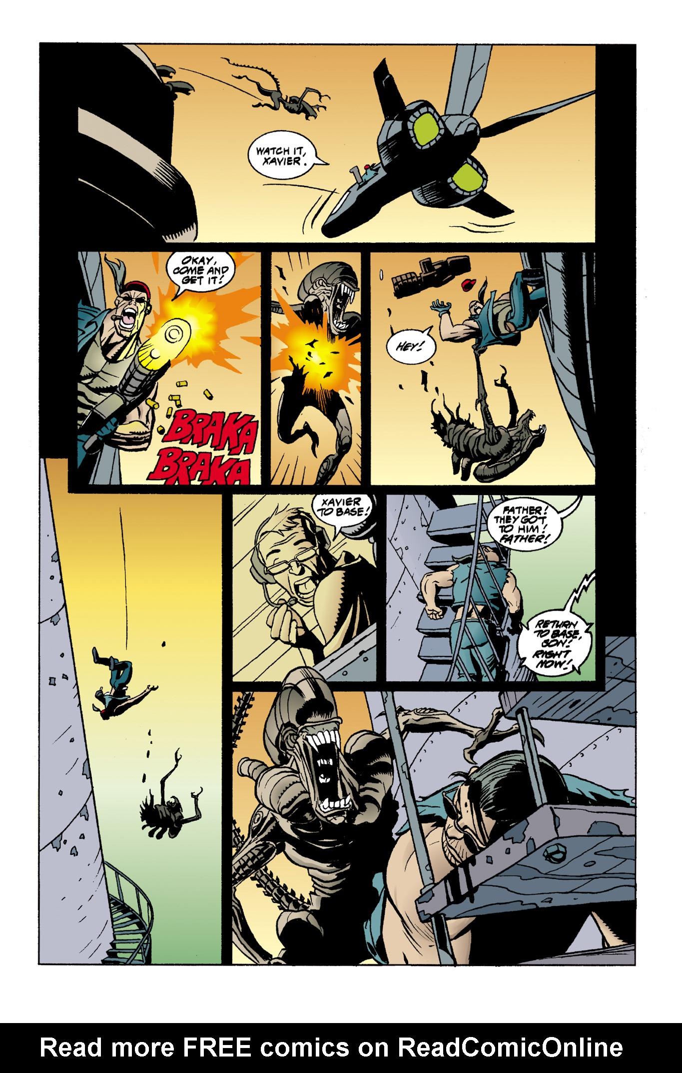 Read online Aliens: Mondo Heat comic -  Issue # Full - 6