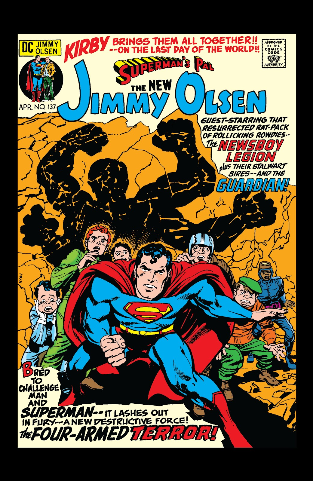 Read online Superman's Pal, Jimmy Olsen by Jack Kirby comic -  Issue # TPB (Part 1) - 99