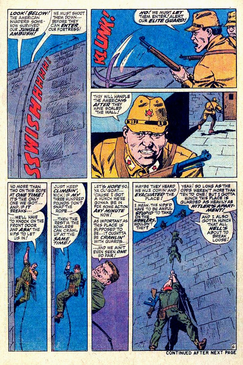 Read online Sgt. Fury comic -  Issue #64 - 9
