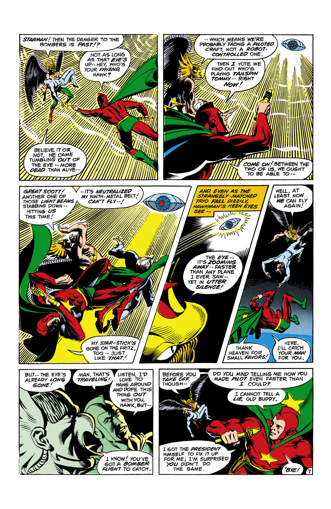 Read online All-Star Squadron comic -  Issue #10 - 8