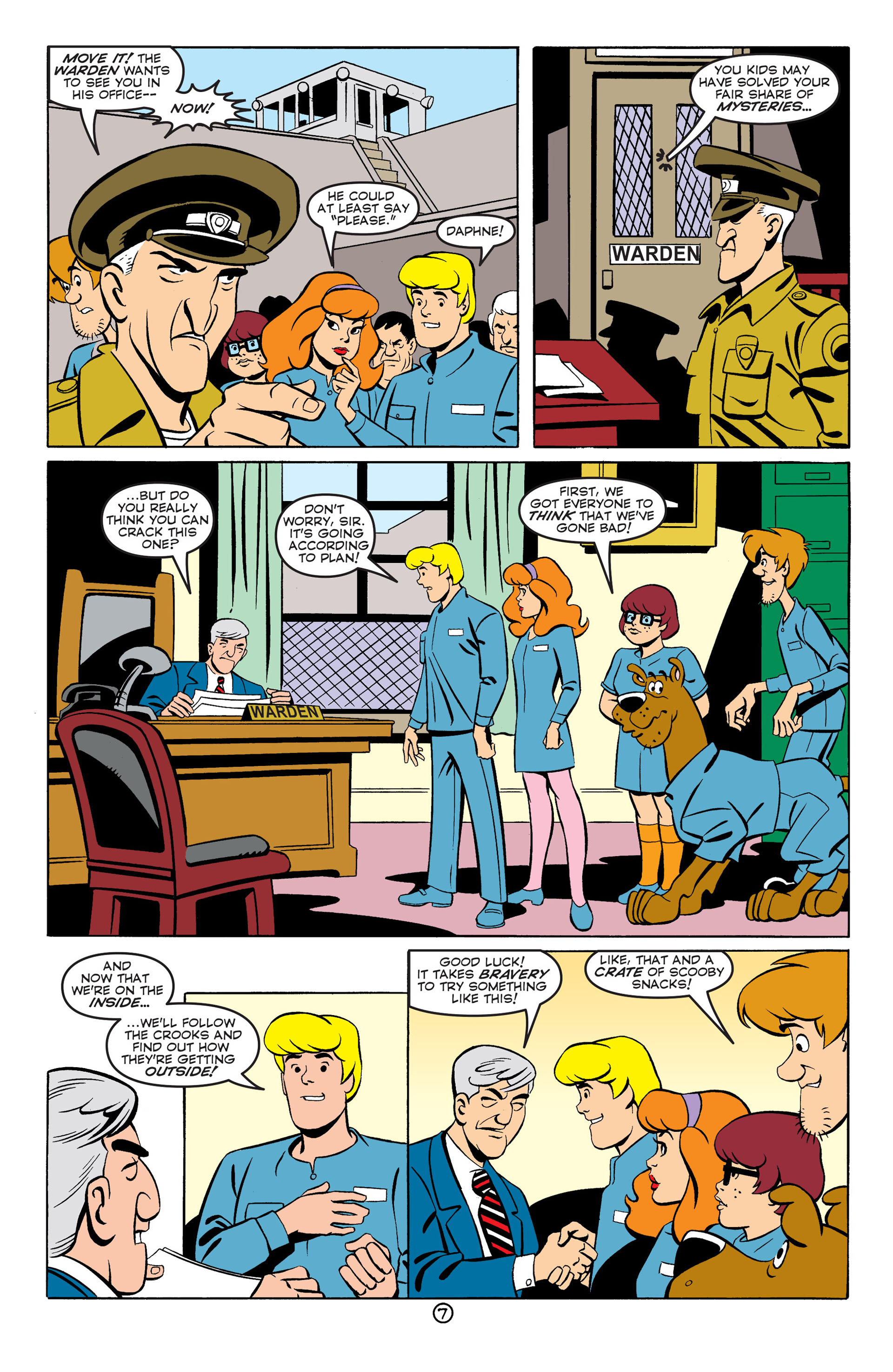Read online Scooby-Doo (1997) comic -  Issue #50 - 8