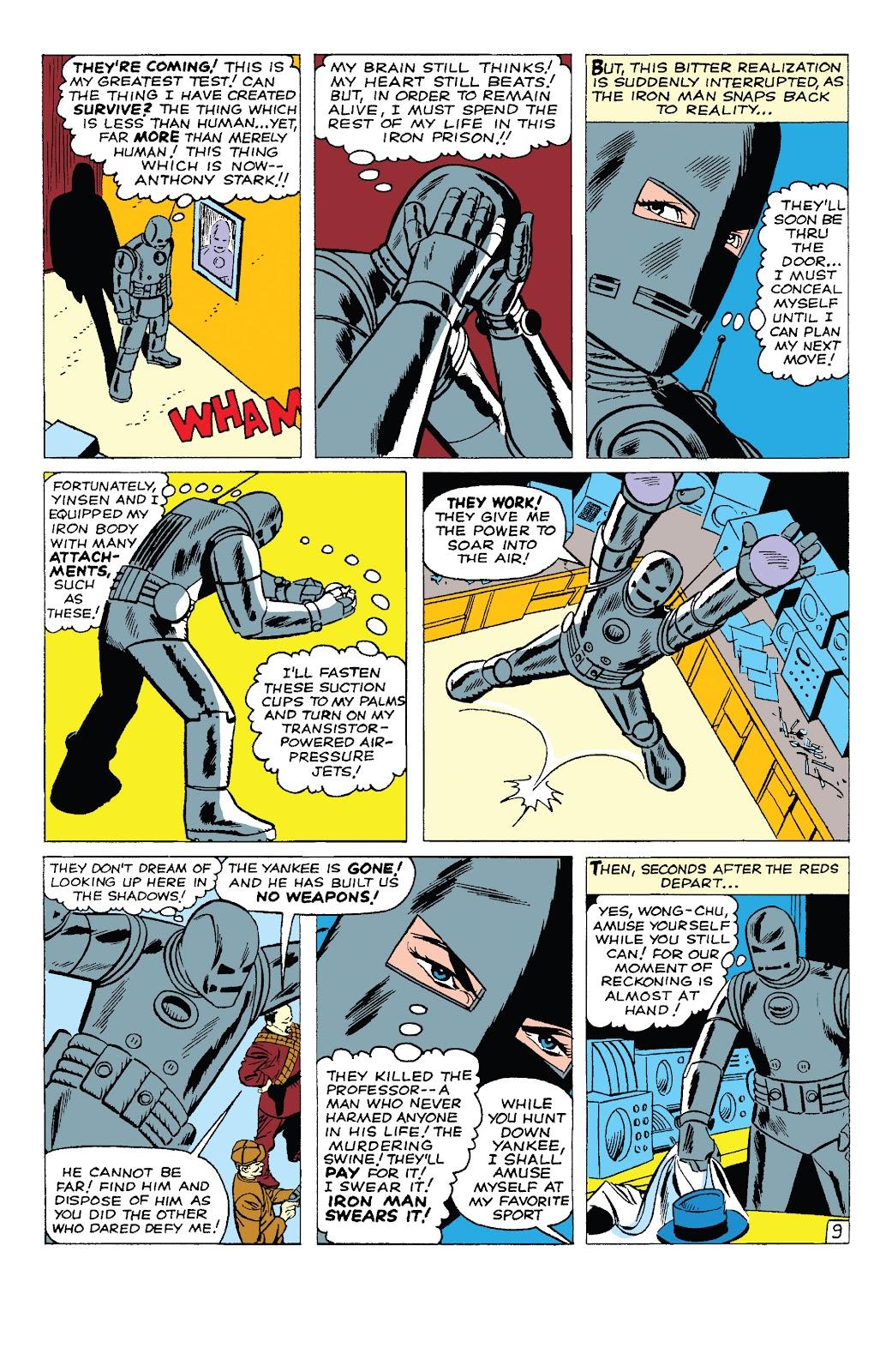 Read online Marvel Tales: Iron Man comic -  Issue # Full - 14