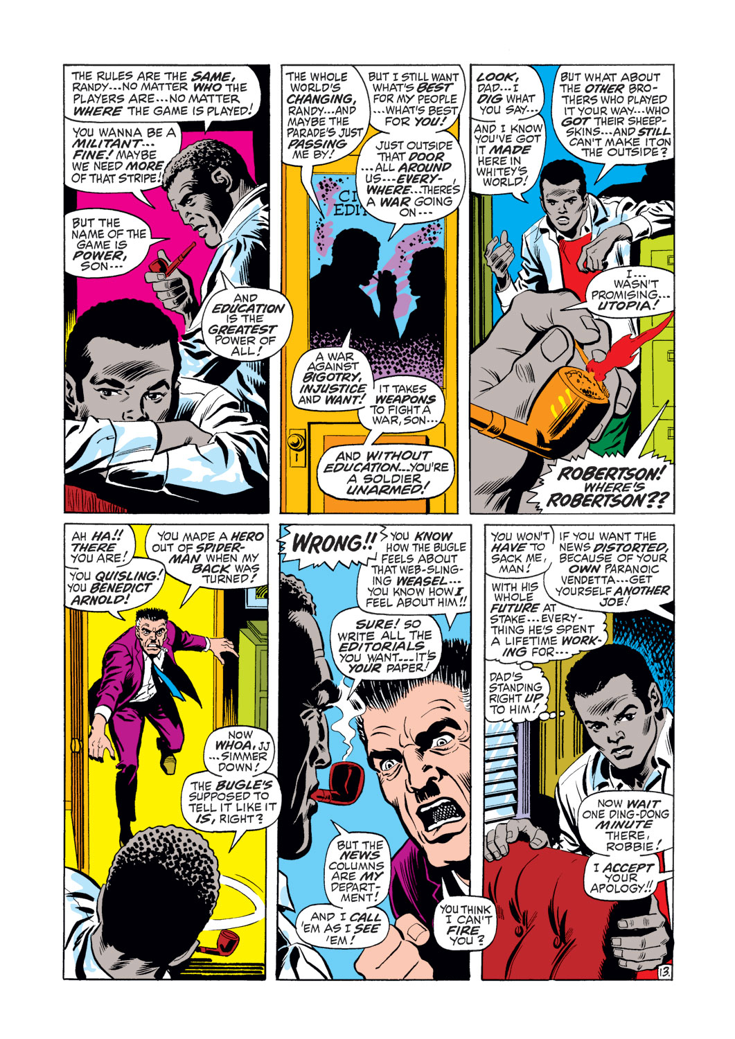 The Amazing Spider-Man (1963) 73 Page 13
