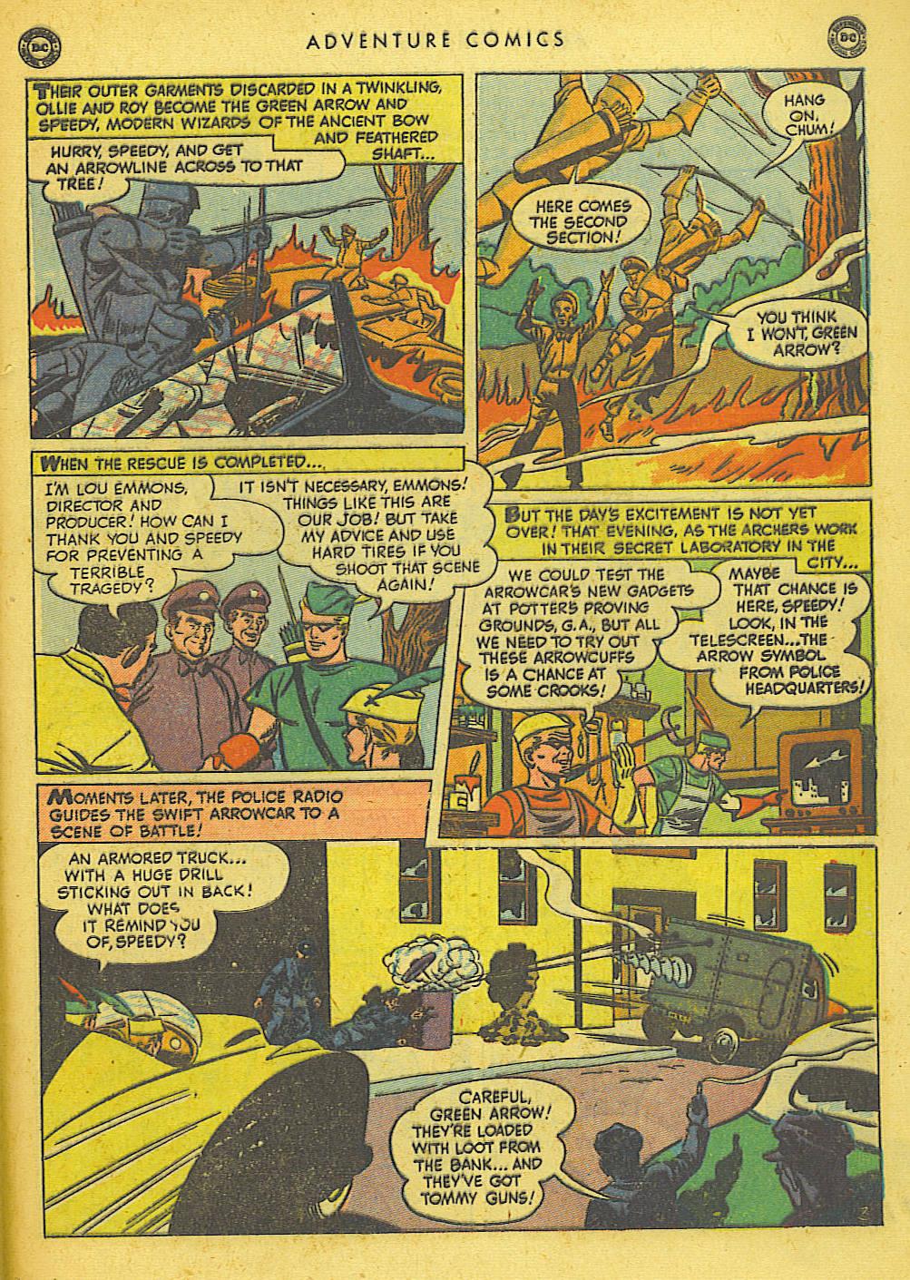Read online Adventure Comics (1938) comic -  Issue #155 - 41