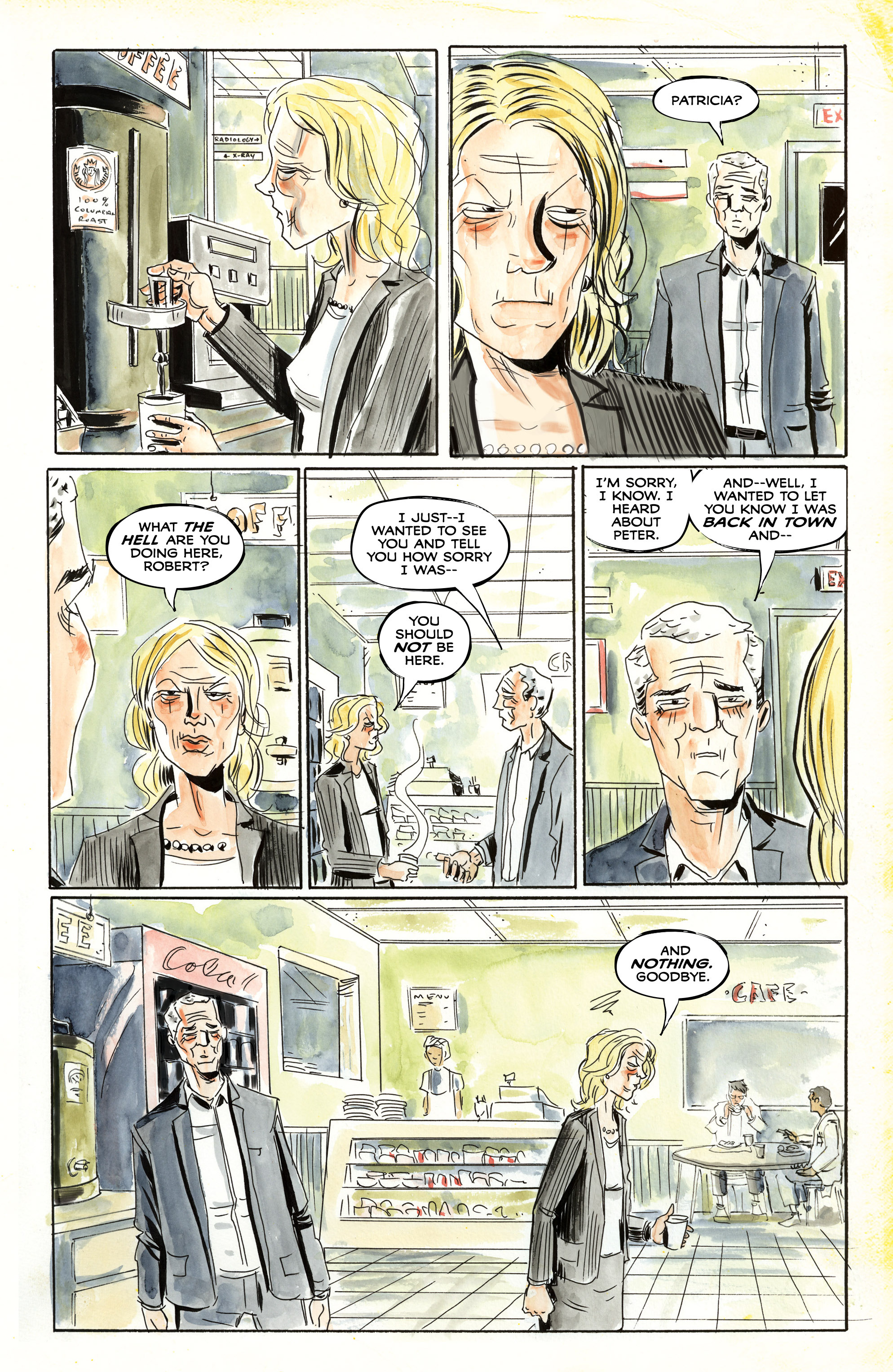 Read online Royal City comic -  Issue #3 - 11