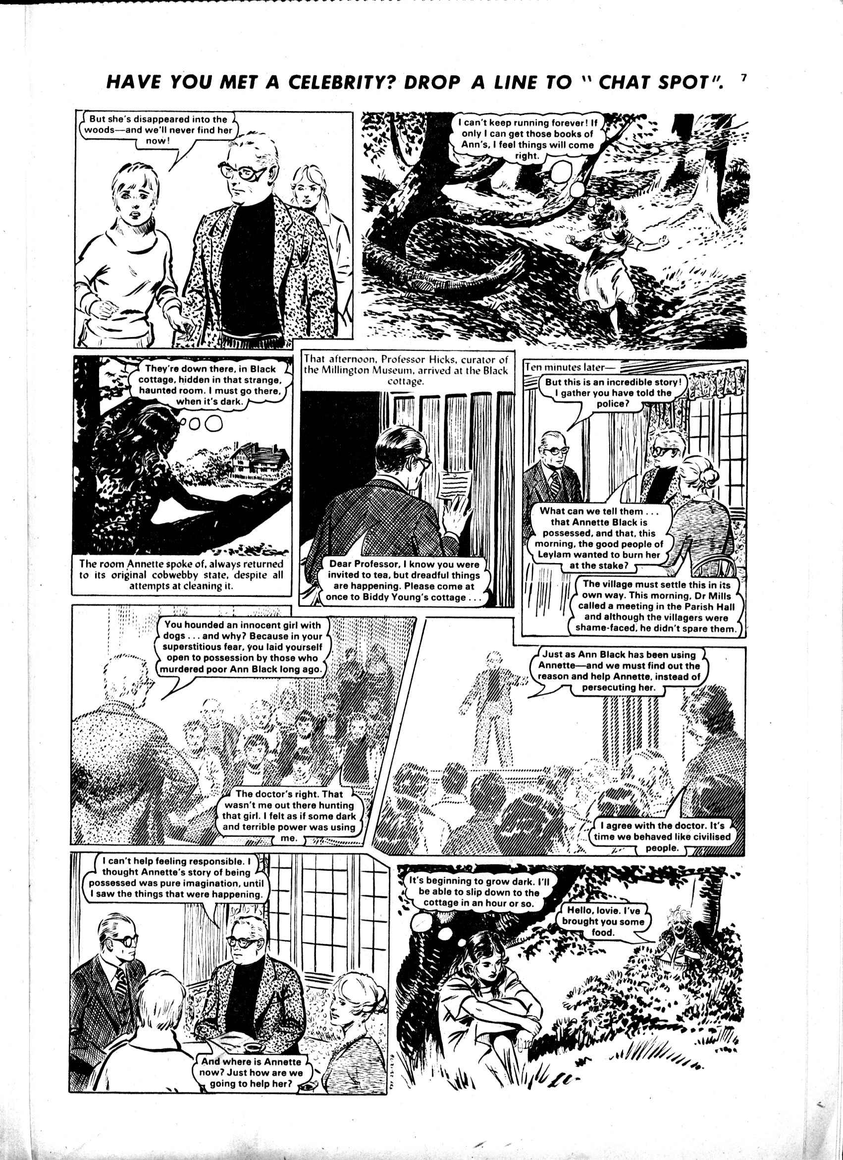 Read online Judy comic -  Issue #989 - 7