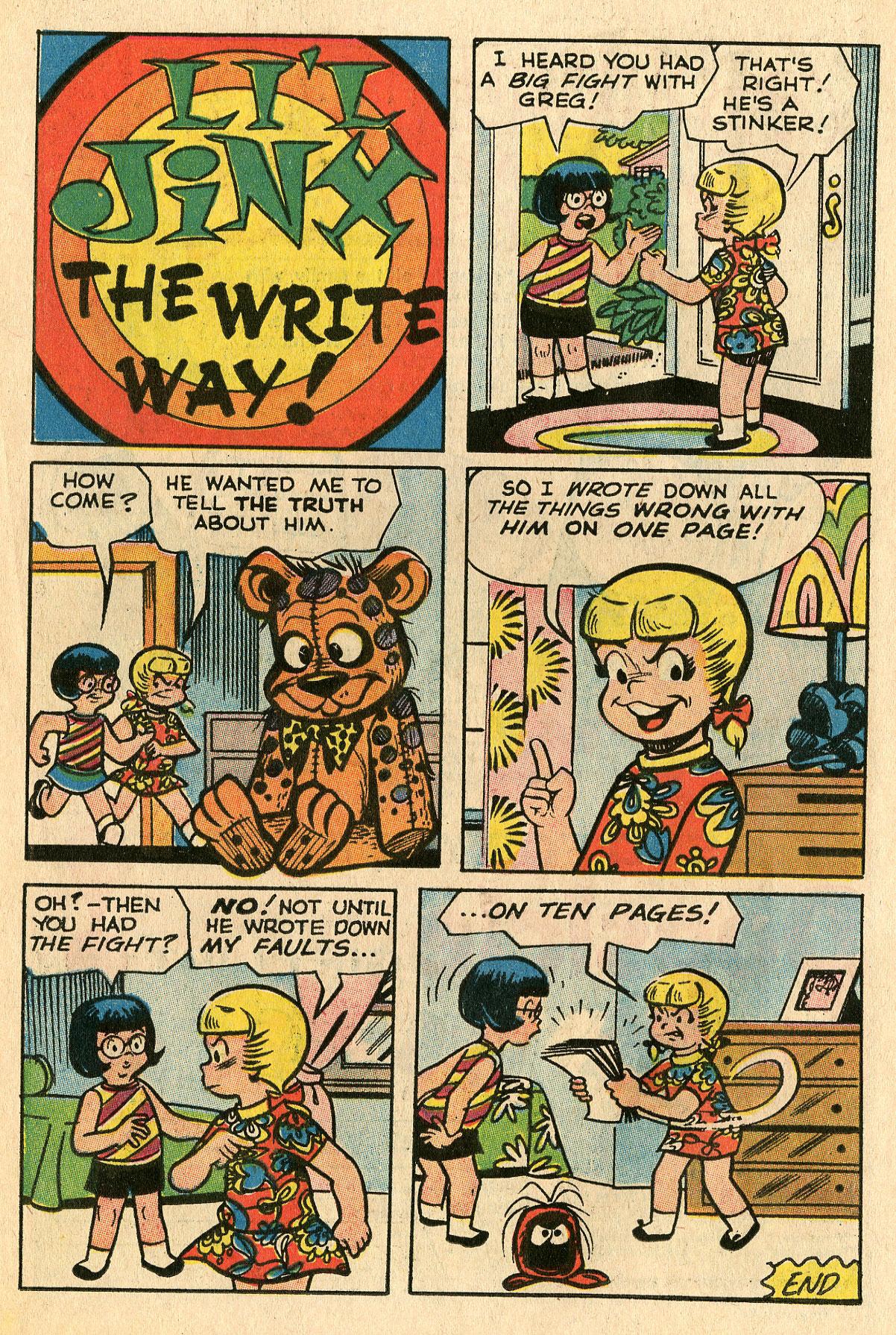 Read online She's Josie comic -  Issue #29 - 26