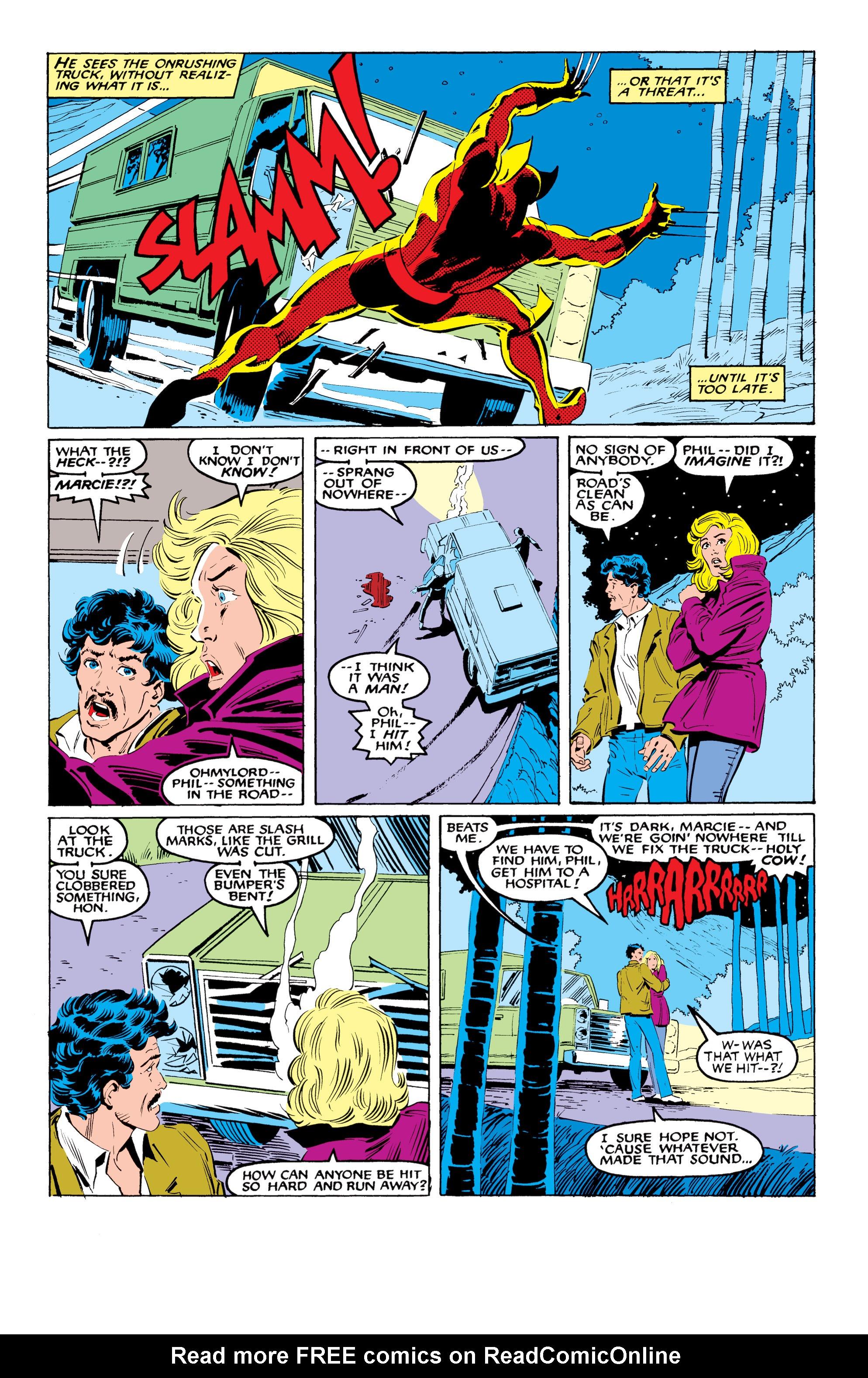 Read online Uncanny X-Men (1963) comic -  Issue #216 - 3