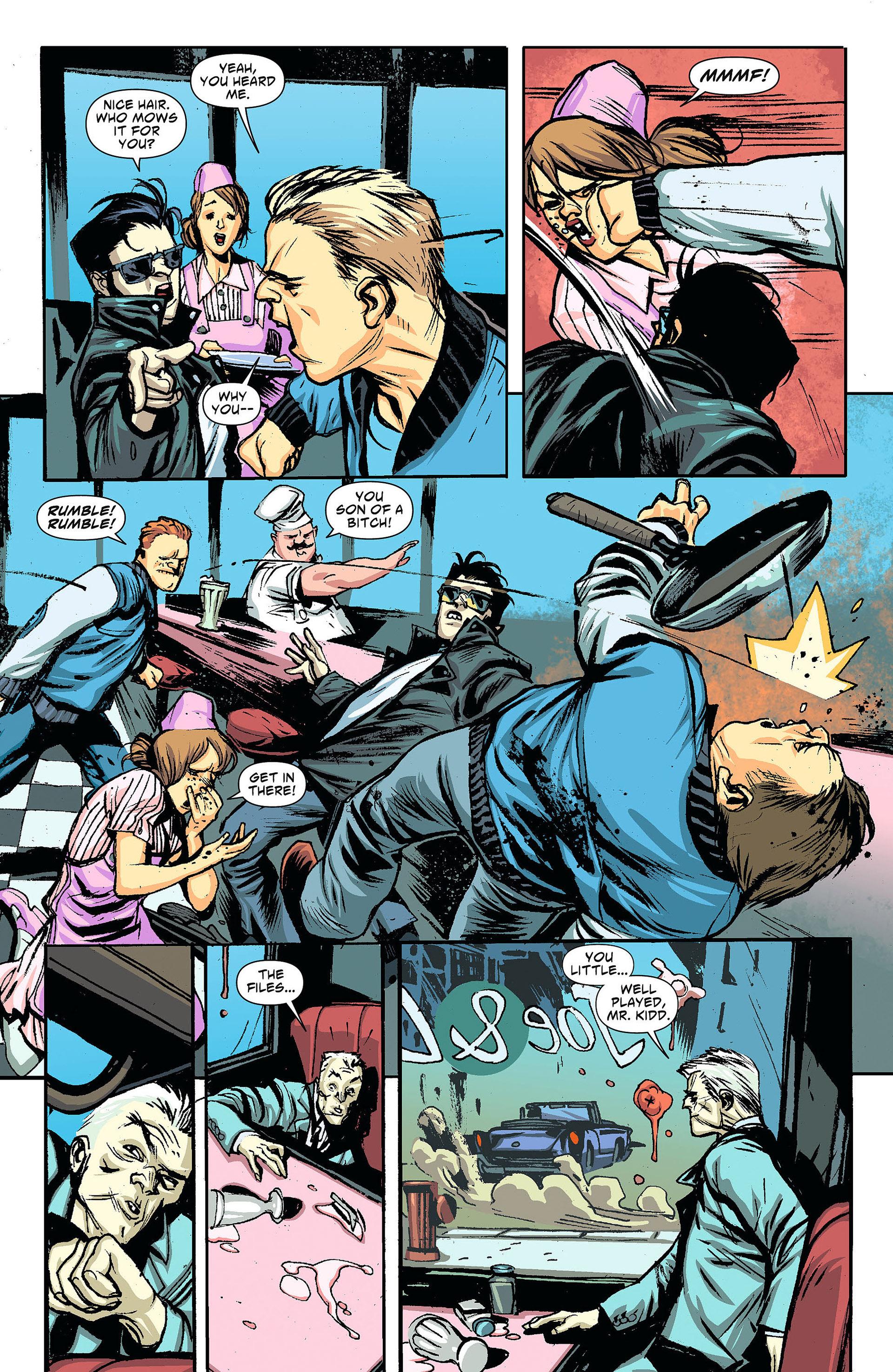 Read online American Vampire comic -  Issue #22 - 19