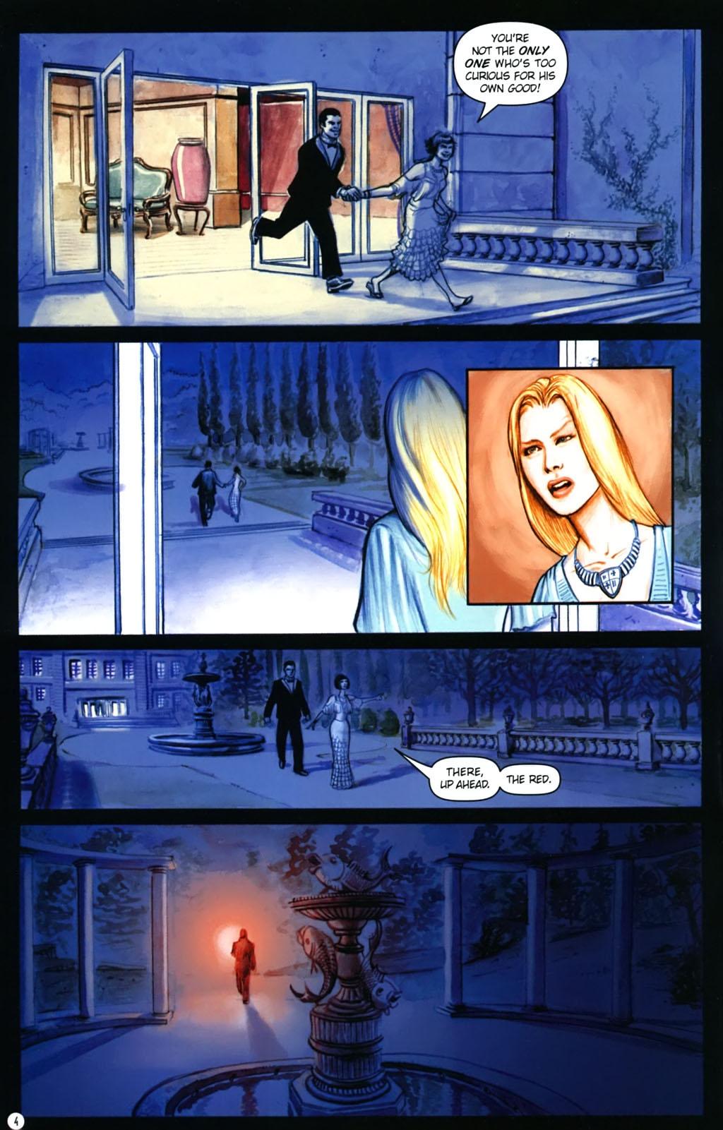 Read online Rex Mundi comic -  Issue #17 - 8