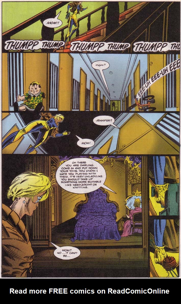 Read online Cyberspace 3000 comic -  Issue #4 - 5