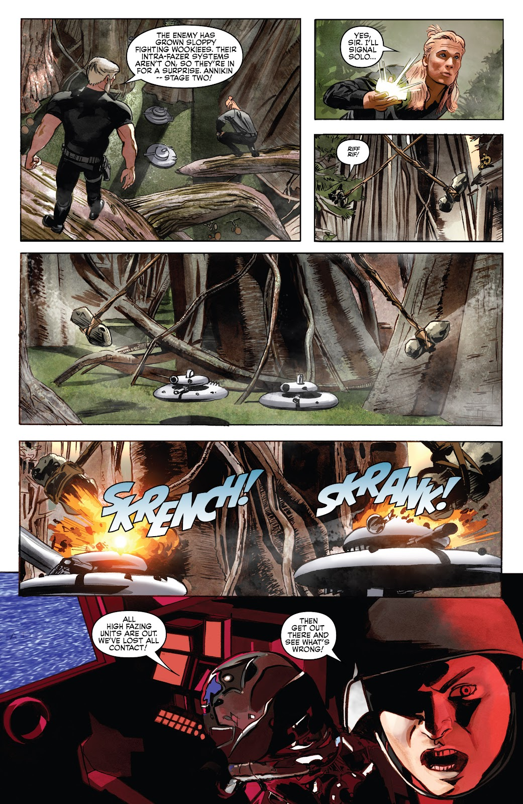 Read online Star Wars Legends: Infinities - Epic Collection comic -  Issue # TPB (Part 5) - 50