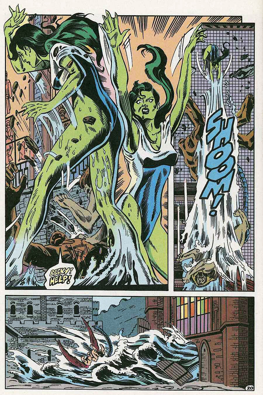 Elementals (1984) issue 19 - Page 22