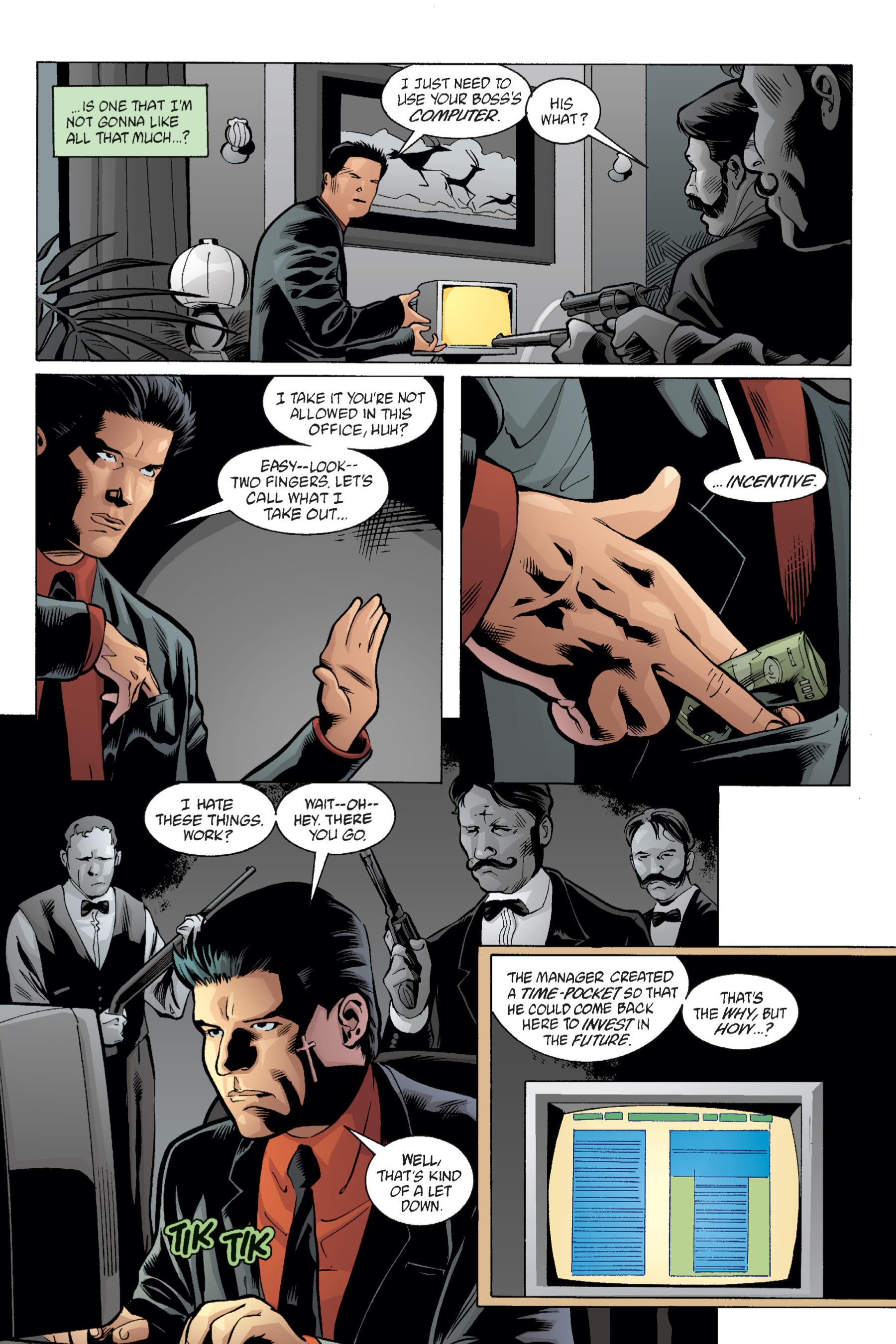 Read online Buffy the Vampire Slayer: Omnibus comic -  Issue # TPB 1 - 165