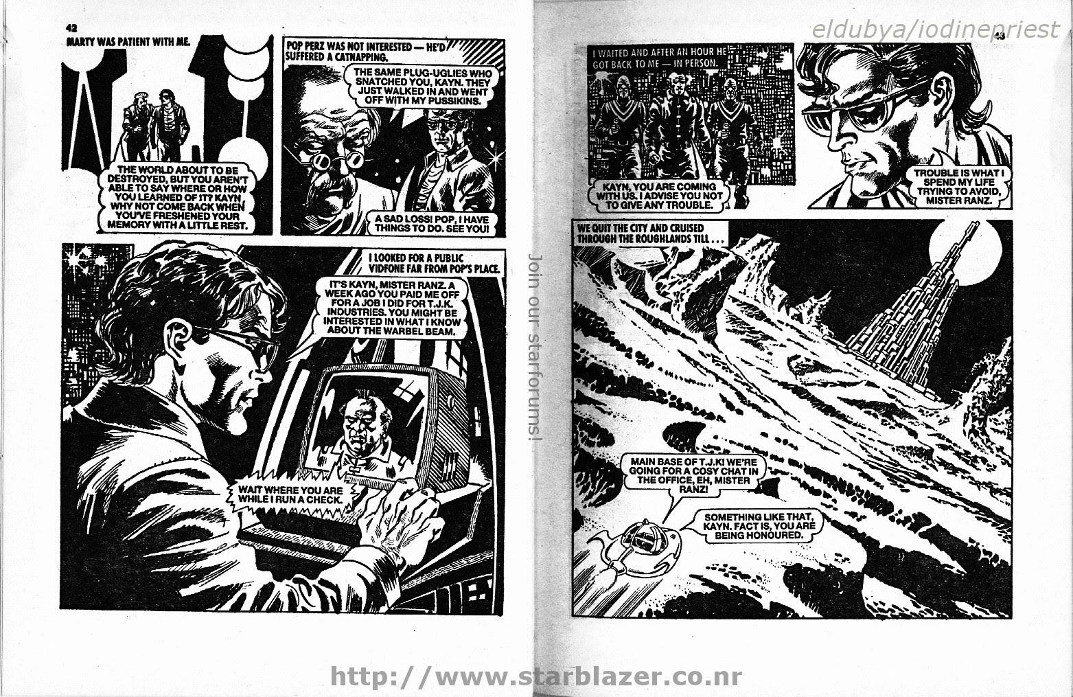 Starblazer issue 252 - Page 23