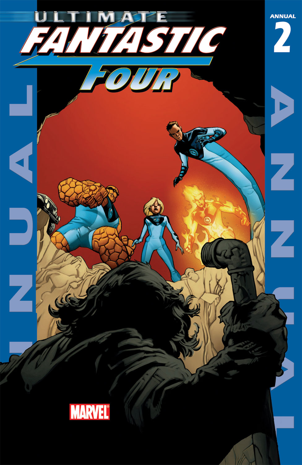 Read online Ultimate Fantastic Four (2004) comic -  Issue # _Annual 2 - 1