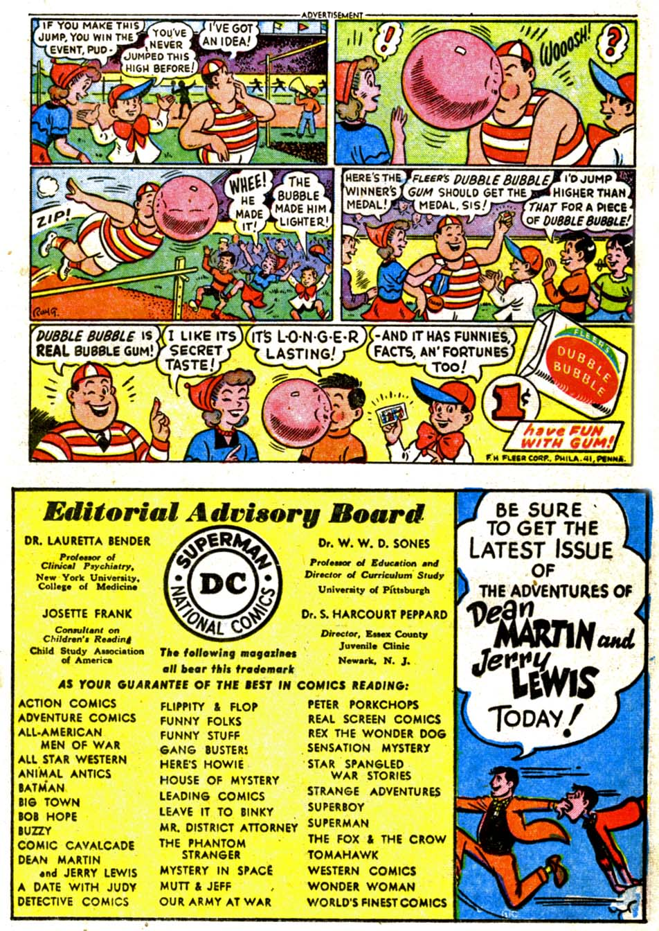 Read online Adventure Comics (1938) comic -  Issue #184 - 15
