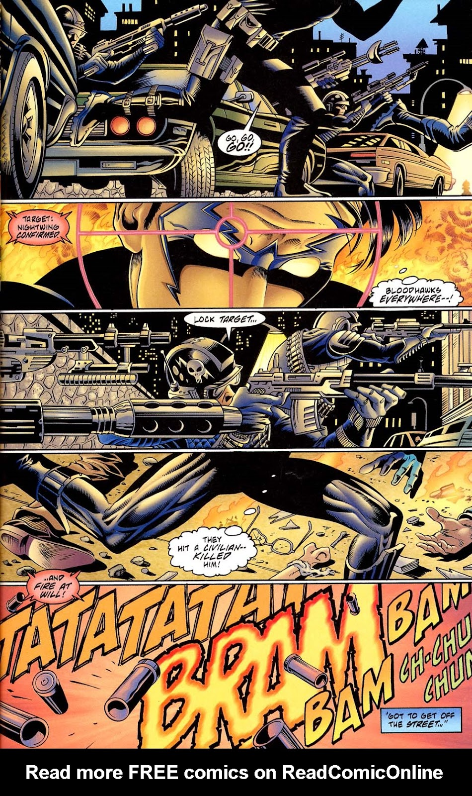Batman: Outlaws issue 2 - Page 42