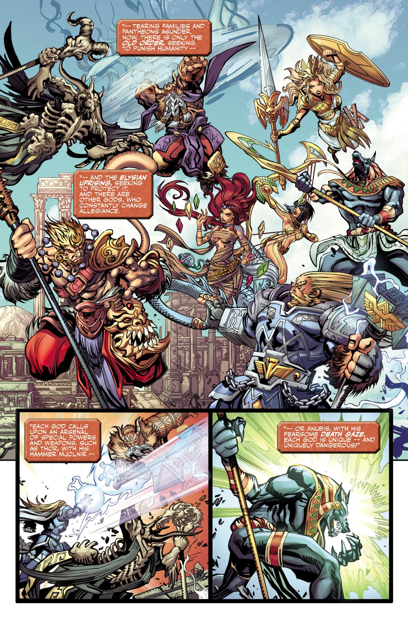 Read online SMITE comic -  Issue # Full - 10